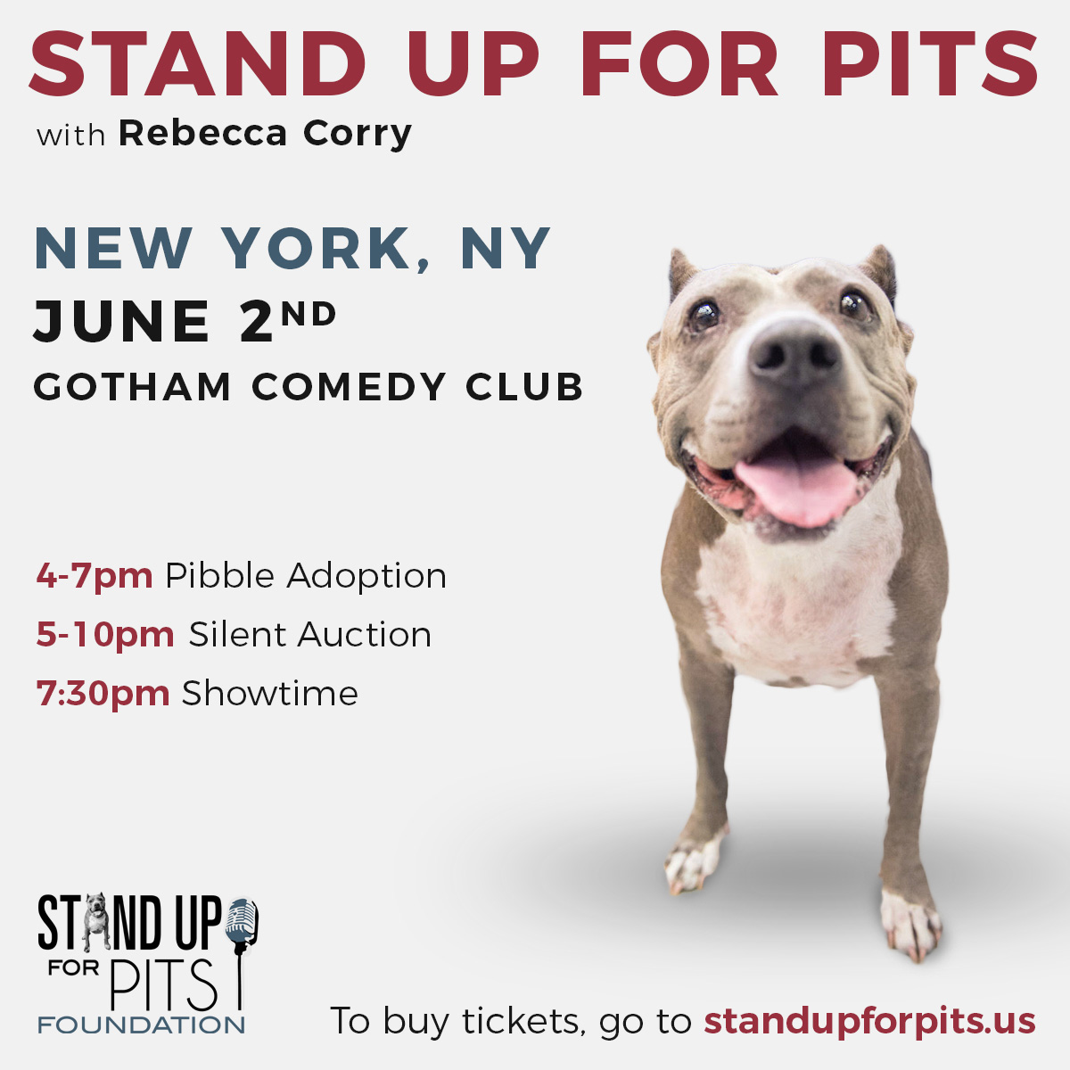 Stand Up for Pits